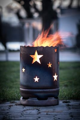 Little Firepit Stars by FEUERFLAIR
