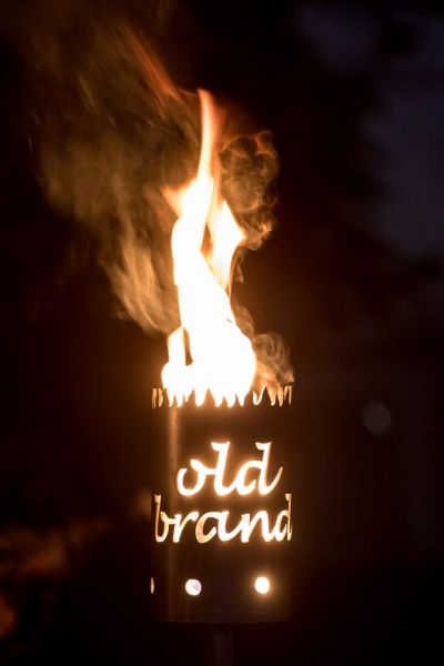 Fire Place Whiskey old brand